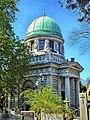 Łódź, Stary cmentarz Kaplica Heinzlów - panoramio.jpg