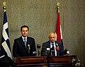 Επίσκεψη ΥΠΕΞ Δ. Δρούτσα στην Αίγυπτο FM Droutsas visits Egypt (5610782076).jpg