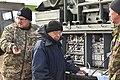 Бойові стрільби зенітних ракетних підрозділів Повітряних Сил та Сухопутних військ ЗС України (31894598268).jpg