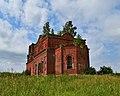 Вид на церковь Спаса Преображения в Токарево Рыбновского района Рязанской области (3).jpg