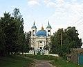 Вишеньки Успенська церква Вересень 2017.jpg