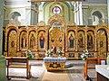 Внутренний интерьер храма Святого Юра.JPG