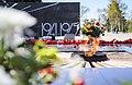 Возложение цветов к Мемориальному комплексу, Нижний Новгород, 9 мая 2015г.jpg