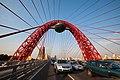 Живописный мост через Москву-реку в Серебряном Бору в Москве (2007 г.).jpg