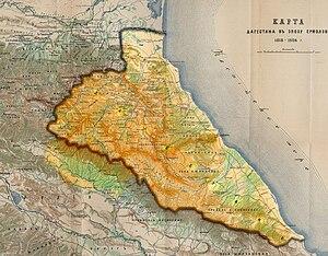 Dagestan - Dagestan 1818-1826