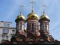 Купола Церкви Николая Чудотворца на Берсеневке в Верх. Садовниках Москва.JPG