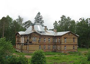 Lebyazhye, Lomonosovsky District, Leningrad Oblast - Saint Nicholas Church