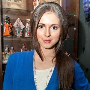 Nyusha - Image: Нюша