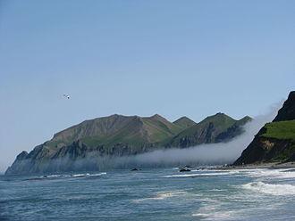 Medny Island - Medny Island