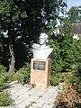 Пам'ятник Задорожному Я. С. - Герою Радянського Союзу, с. Вершина Друга, в центрі села, Більмацький район, Запорізька область.jpg