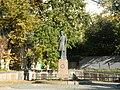 Памятник М.Ю. Лермонтову, Пенза.JPG