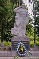 Памятник в селе Давыдковцы на месте расстрела у церкви.jpg