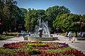 Сквер імені Тараса Шевченка. Тюльпанові алеї.jpg