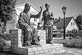 """Скульптура """"Іісус і самаранка"""" wb.jpg"""