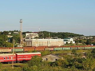 Khasan (urban-type settlement) Urban-type settlement in Primorsky Krai, Russia