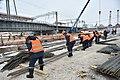 Строительство станции метро «Нижегородская» Некрасовской линии (декабрь 2018) 7.jpg