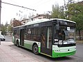"""Троллейбус """"Богдан Т60111"""" на випробуваннях в Миколаєві.jpg"""