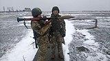 У навчальному Центрі Військово-Морських Сил ЗС України курсантів навчають стріляти з різних зразків зброї (31978968765).jpg
