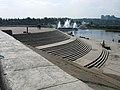 Фонтан на Ангаре в Иркутске.jpg