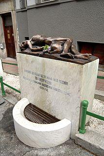 Čukur Fountain incident 1862 conflict in Belgrade