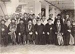 הרב קוק והרב מאיר בביקור בחיפה