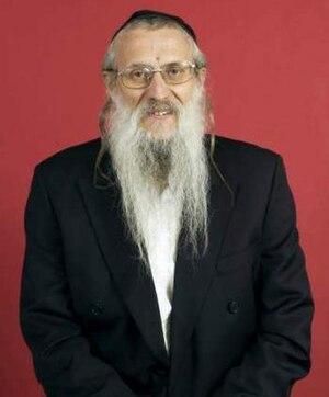 Yosef Mendelevitch - Yosef Mendelevitch