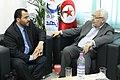الغنوشي و سالم أحمد بن طالب مكتب رئيس الوزراء اليمني.jpg