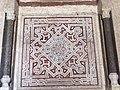 الوحدة الزخرفية العربية الموجودة في مدخل مسجد السلطان حسن.jpg