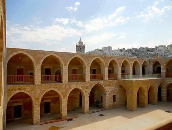 خان العسكر في طرابلس شمال لبنان