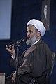 سخنرانی علیرضا پناهیان در جمع هیئت های مذهبی در قصر شیرین به مناسبت بیست و دوم بهمن ماه Alireza Panahian 15.jpg