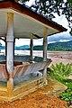 จุดแวะพักบริเวณหนองปลาบึก ต.บ้านม่วง อ.สังคม , Rest area @ Ban Muang - panoramio.jpg