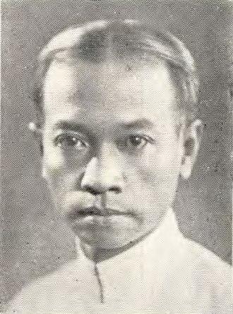 Luang Wichitwathakan - Image: หลวงวิจิตรวาทการ