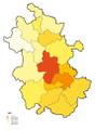 安徽人均GDP地图2016.png