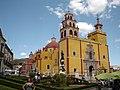 과나후아토 시내에 있는 성당 Guanajuato Mexico - panoramio.jpg