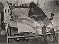 -African American Mother and Child on Bed in their Cabin near Jefferson, Texas- MET DP212792.jpg