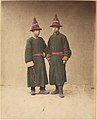 -Two Chinese Men in Matching Traditional Dress- MET DP155410.jpg