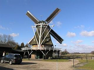 Twenterand Municipality in Overijssel, Netherlands