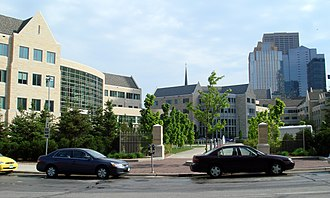 University of St. Thomas (Minnesota) - Downtown Minneapolis Campus
