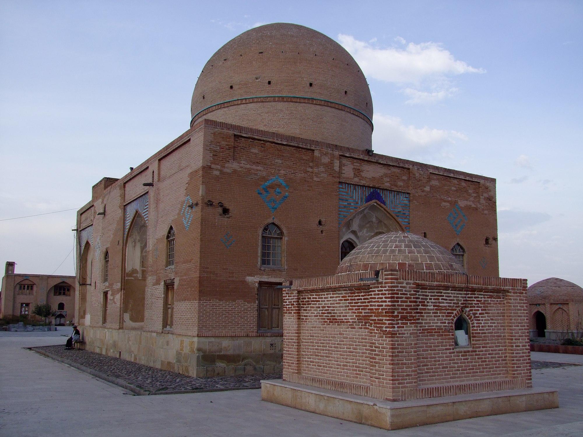 آرامگاه سید امینالدین جبراییل