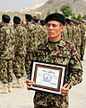 100,000th Afghan National Security Force Literacy Graduate (5984120871).jpg