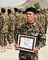 100,000th Afghan National Security Force Literacy Graduate (5984120871).jpg