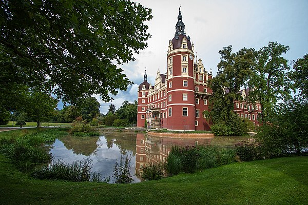 Bad Muskau Castle