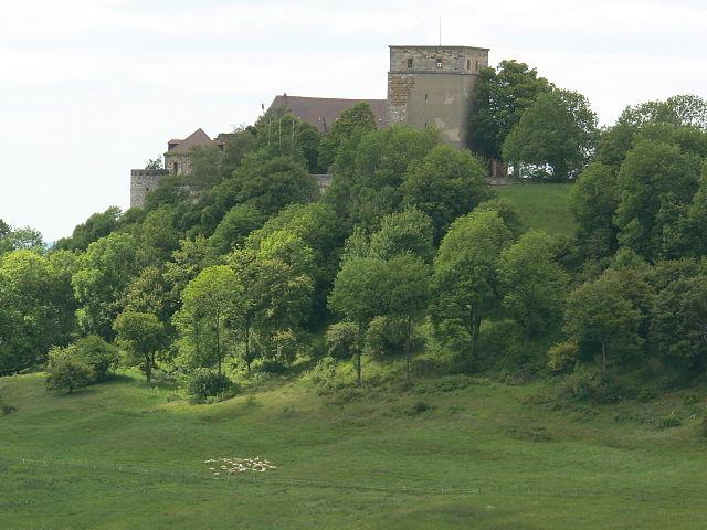Blick zur Giechburg, Von Immanuel Giel 12:59, 6 June 2006 (UTC) - Eigenes Werk, Gemeinfrei, https://commons.wikimedia.org/w/index.php?curid=845194