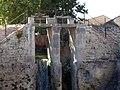 114 Resclosa del canal d'Urgell, vora la Farinera (Mollerussa).JPG