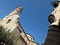 12 Santa Maria i capelleta de Can Quadras (Calella).JPG