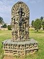 12th century Mahadeva temple, Itagi, Karnataka India - 09.jpg