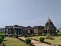 12th century Mahadeva temple, Itagi, Karnataka India - 106.jpg
