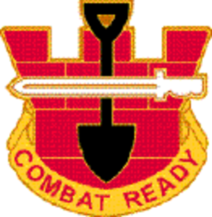 130th Engineer Brigade (United States) - Image: 130 ENG BDE DUI
