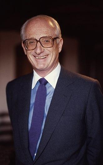 Ian Russell, 13th Duke of Bedford - Portrait taken by Allan Warren