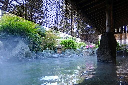 140427 Chorakuen Tamatsukuri Onsen Matsue Shimane pref Japan15s3